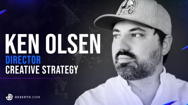 Dexerto announces Ken Olsen as Director of Creative Strategy