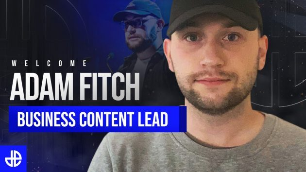 Dexerto announces Adam Fitch as Business Content Lead