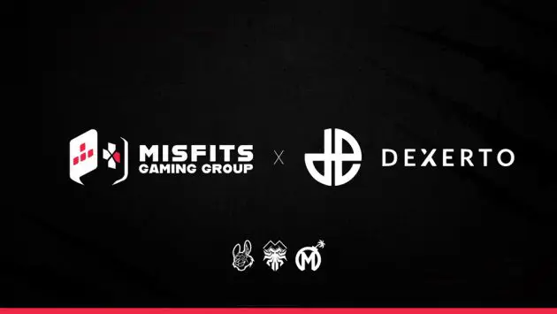 Dexerto partners with Misfits Gaming Group to create premium content across-award winning platforms