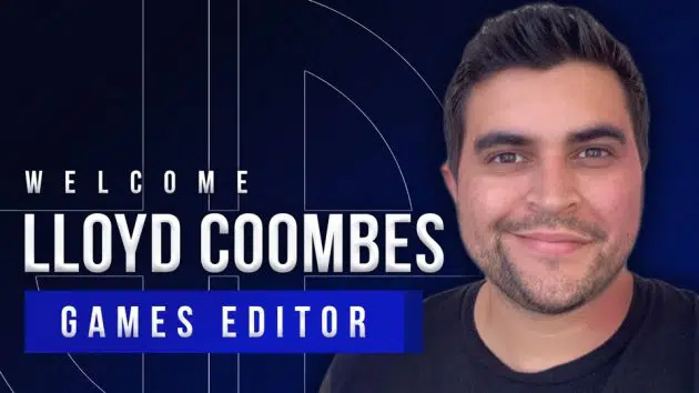 Dexerto announces hiring of Lloyd Coombes as new Games Editor