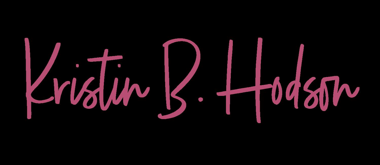 Kristin B. Hodson signature