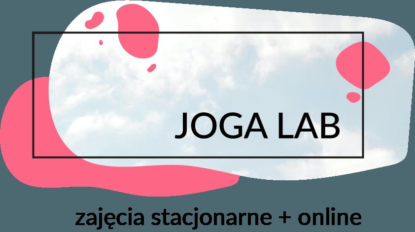 zajÄ™cia stacjonarne i online joga lab