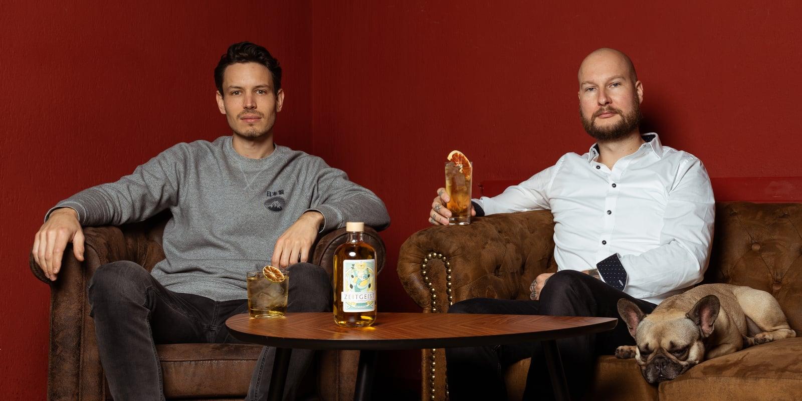 Roger und Florian –Die Zeitgeist Cocktails Alchemisten