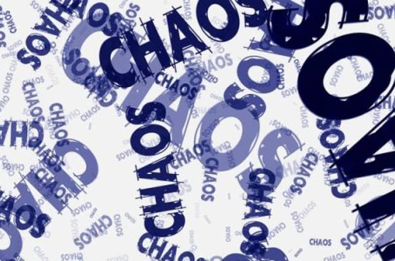 Chaos Text
