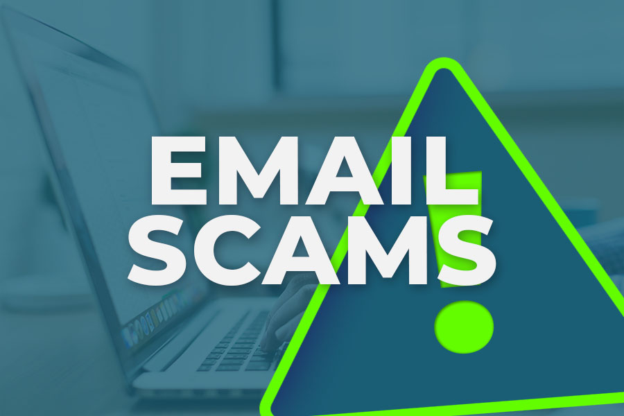 be aware of online scams