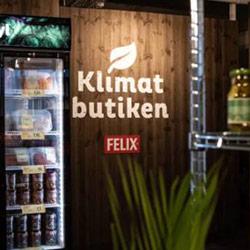 Felix Popup klimatbutik