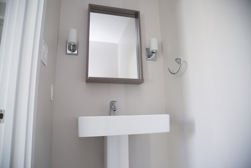 Modern Bathroom Design Philadelphia #livingcityarch with FUSA Designs