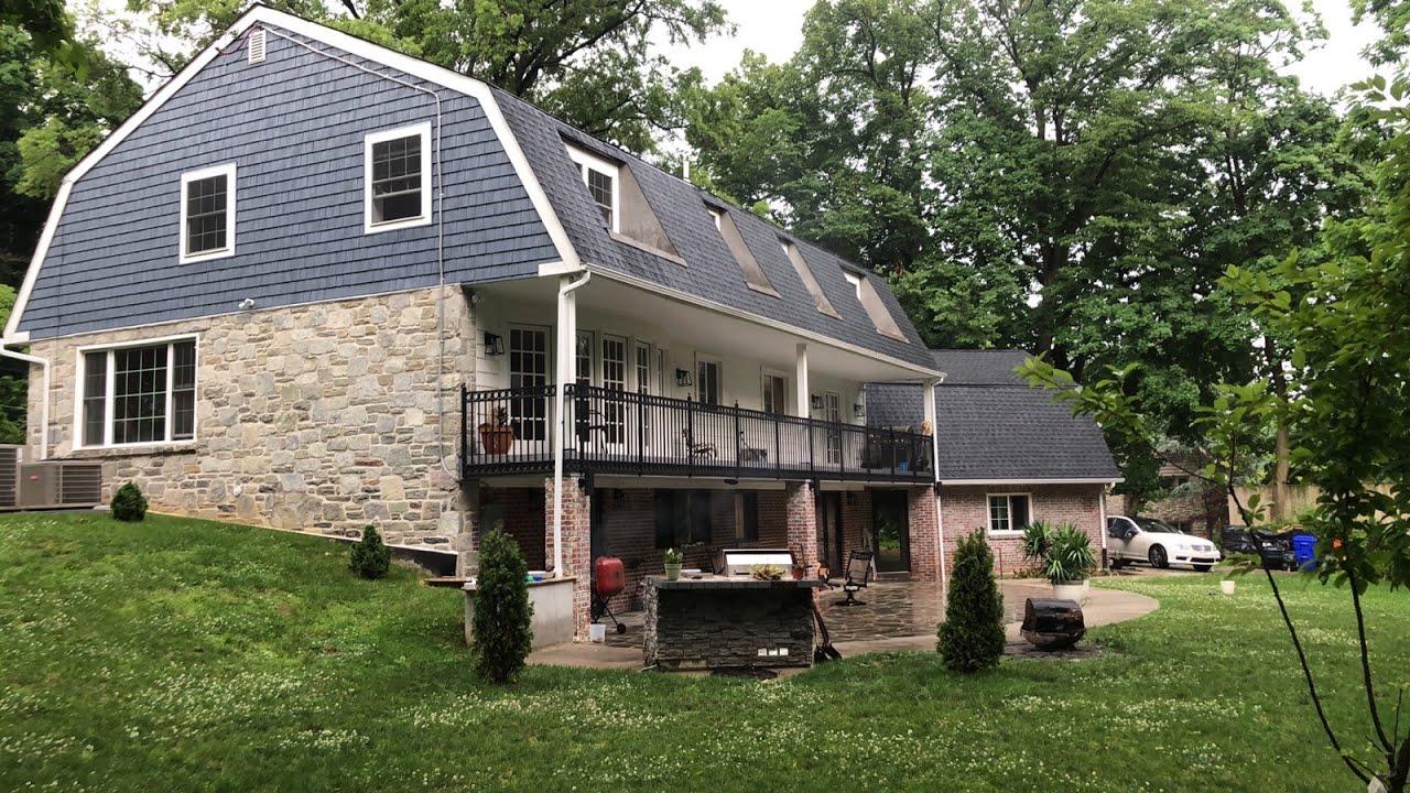 Home Renovation Design Montgomery County #livingcityarch
