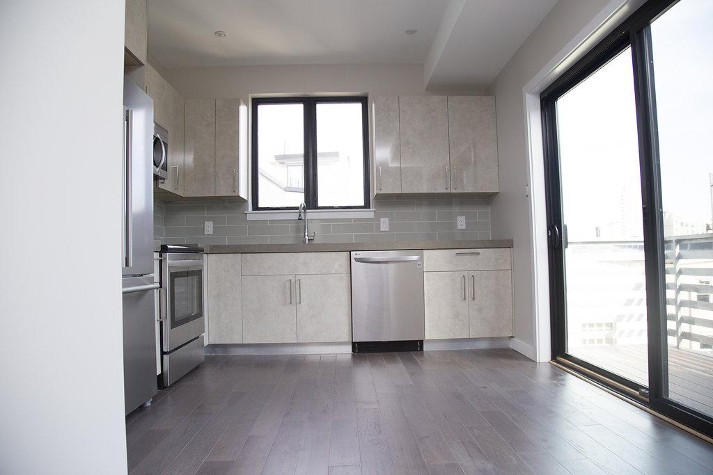 Modern Kitchen Design Philadelphia #livingcityarch with FUSA Designs