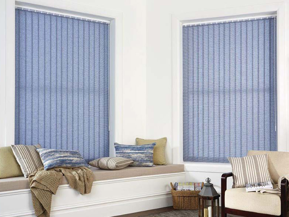 Vertical blinds in Leicester image