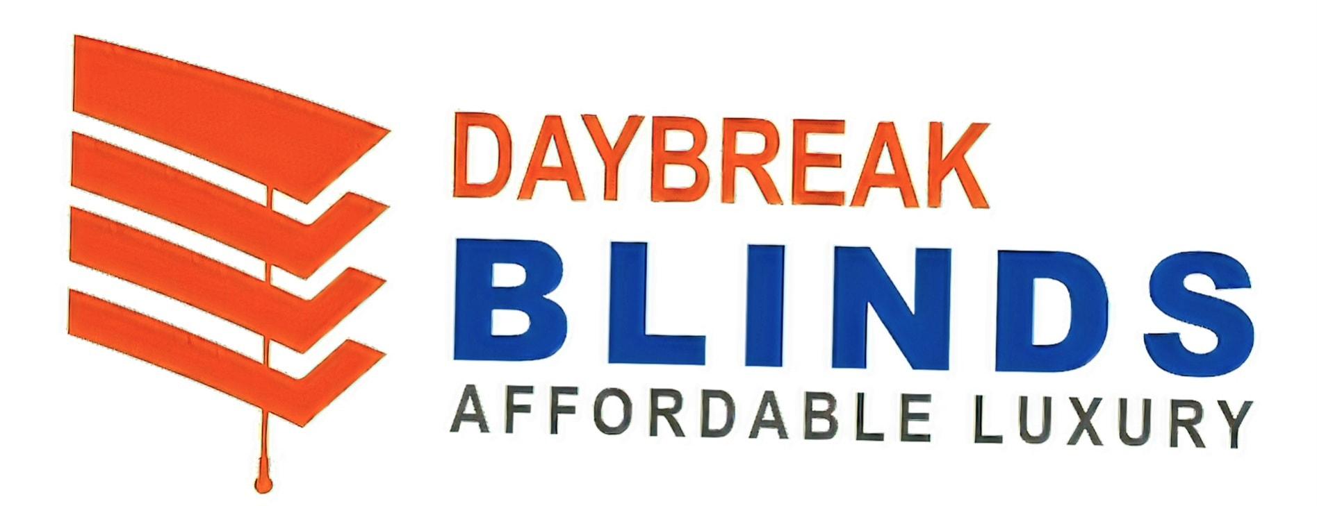 Footer  logo of Daybreak blinds