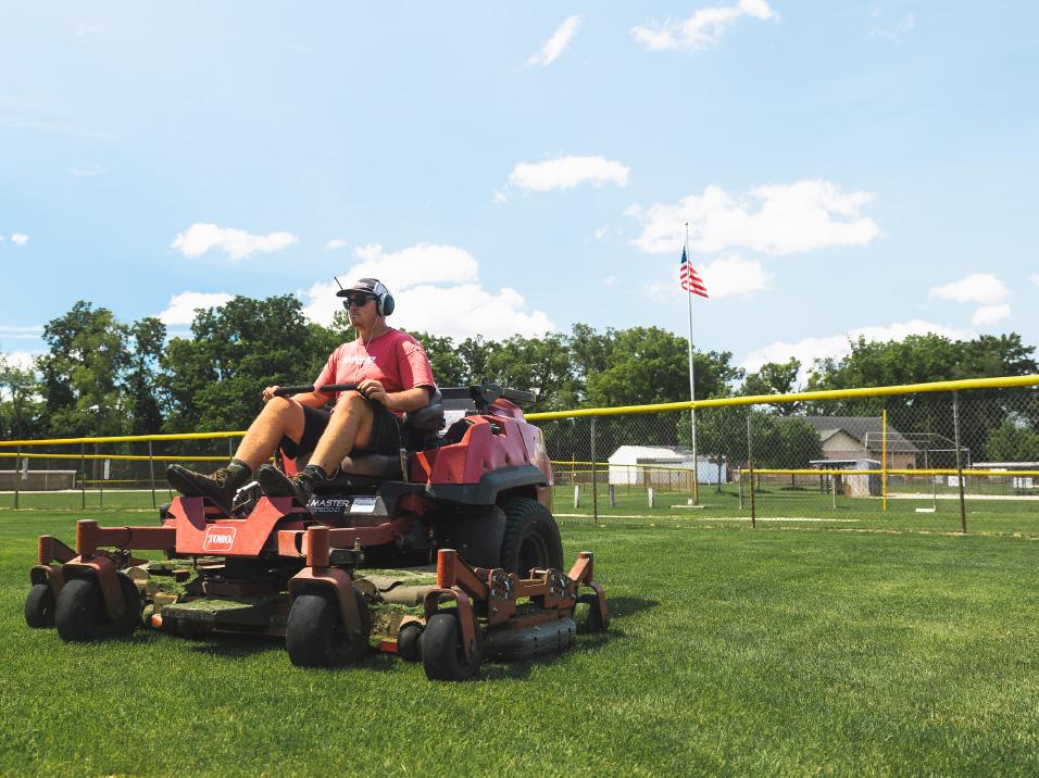 VanVossen Outdoor Services in Ada Michigan