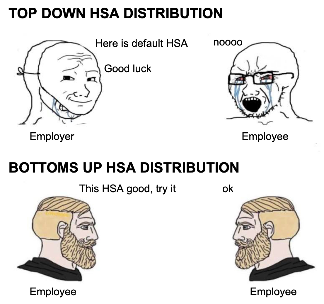 First Dollar and the HSA wedge