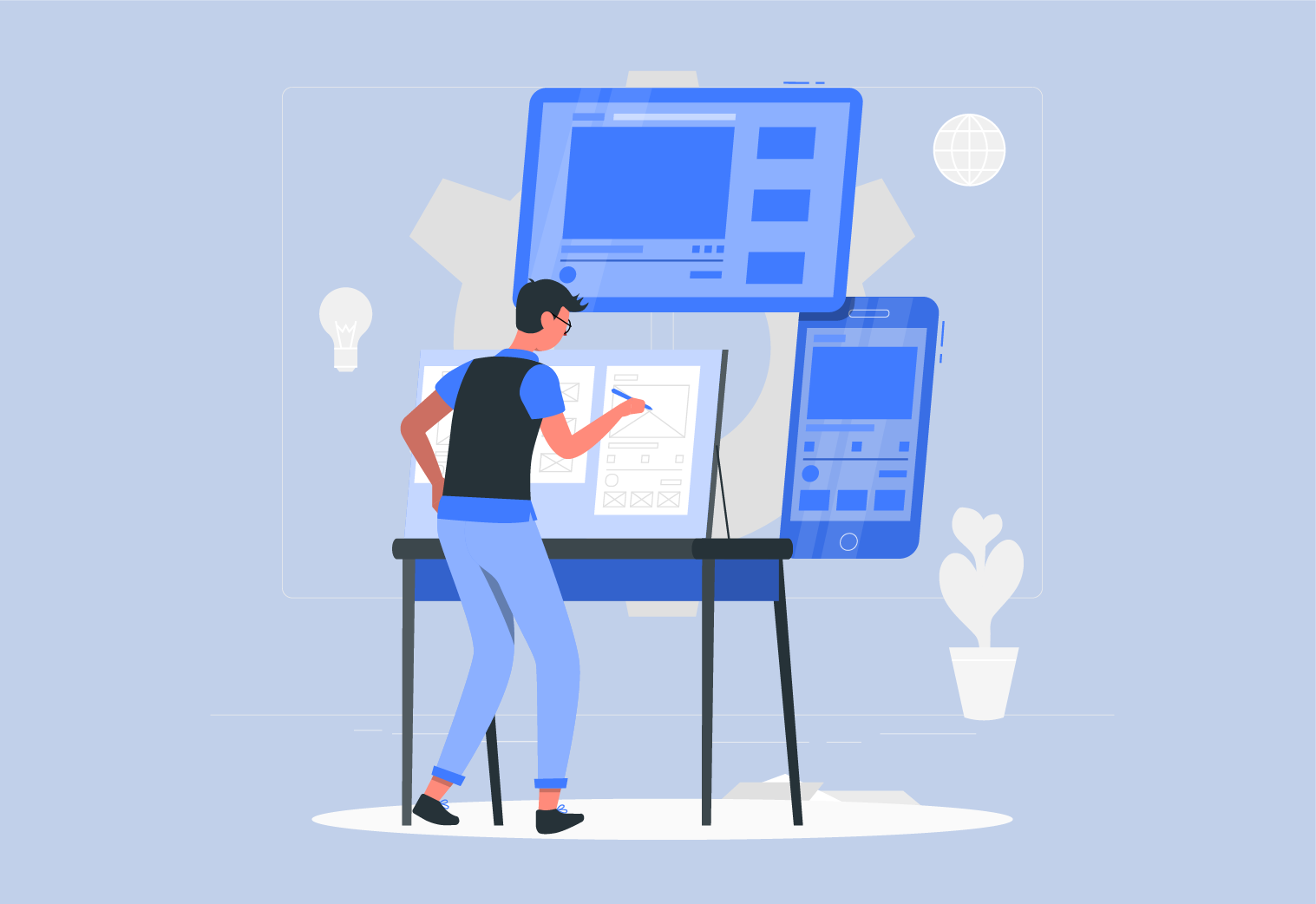 What is UI and UX in e-learning?