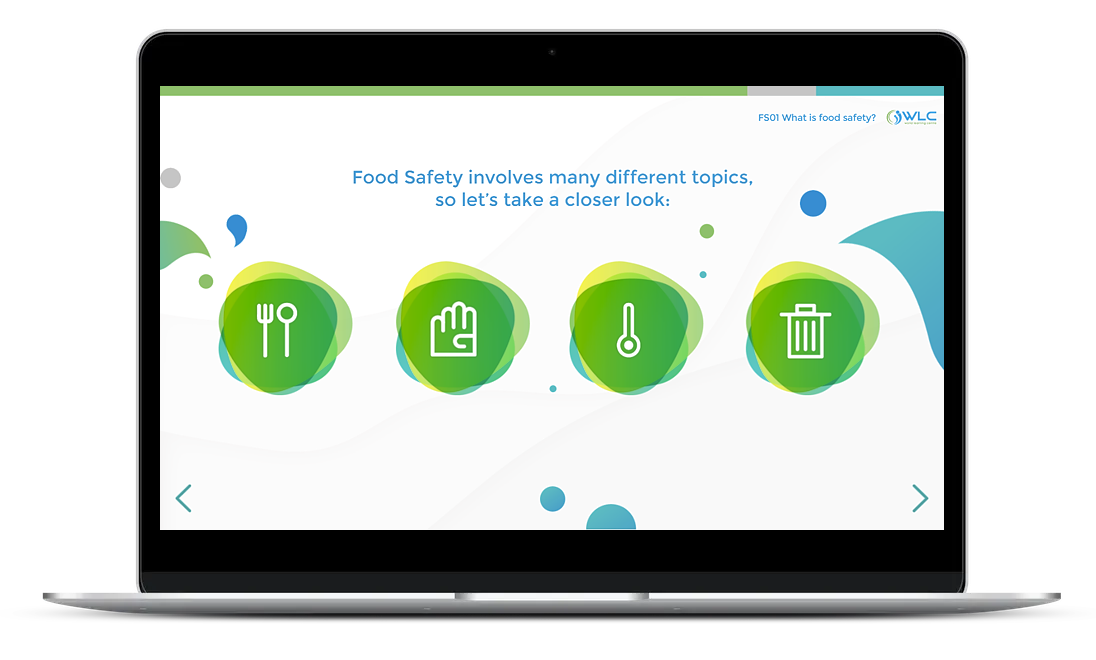 The Food Safety course is built for all hospitality team members who are working in the kitchen, the front of house or back of house and other team members who are directly involved in a food service environment.