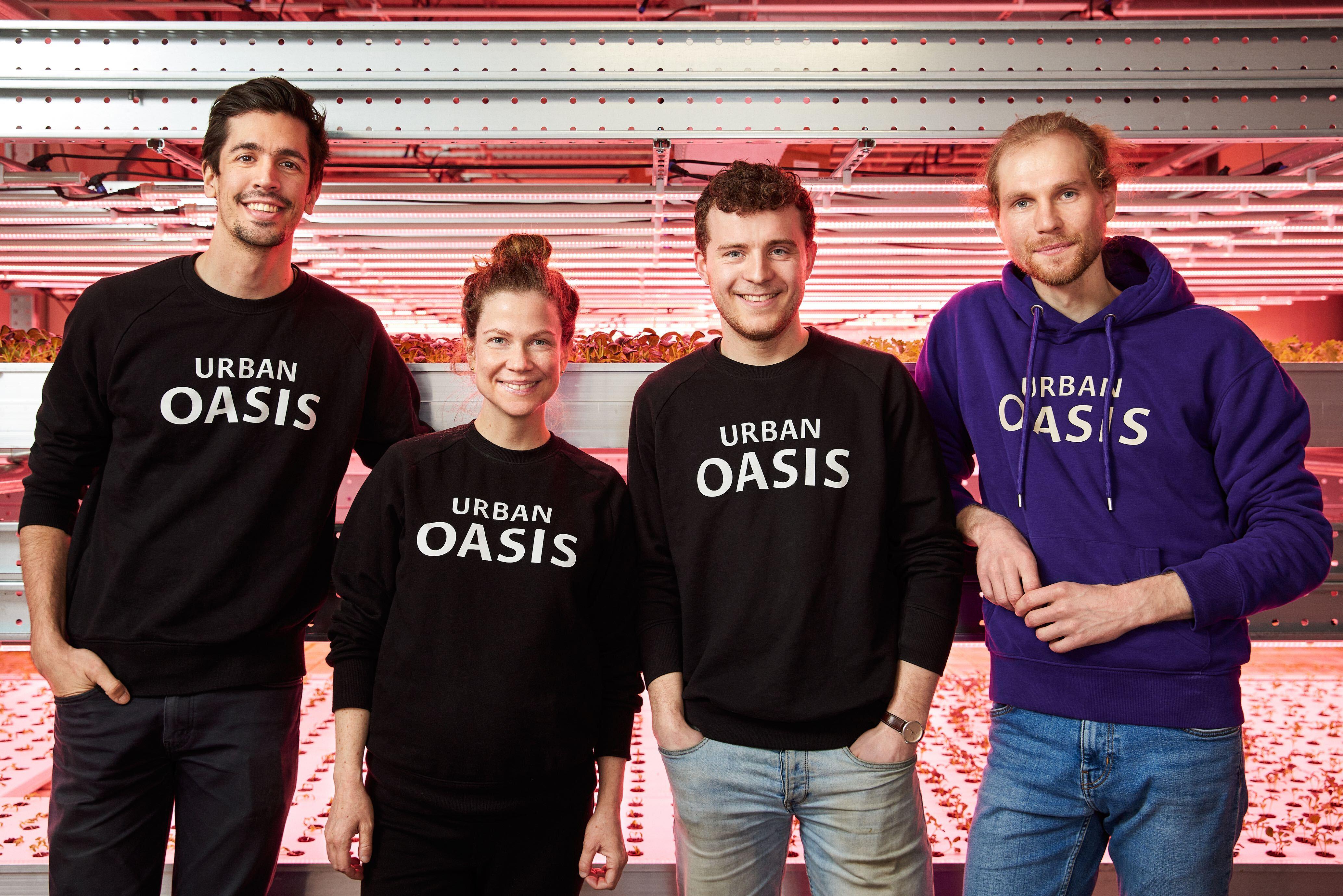 Urban Oasis Team