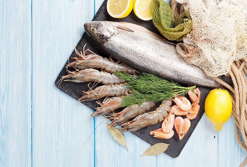 Duomo Italian Restaurant Paphos - Fresh Fish Dishes