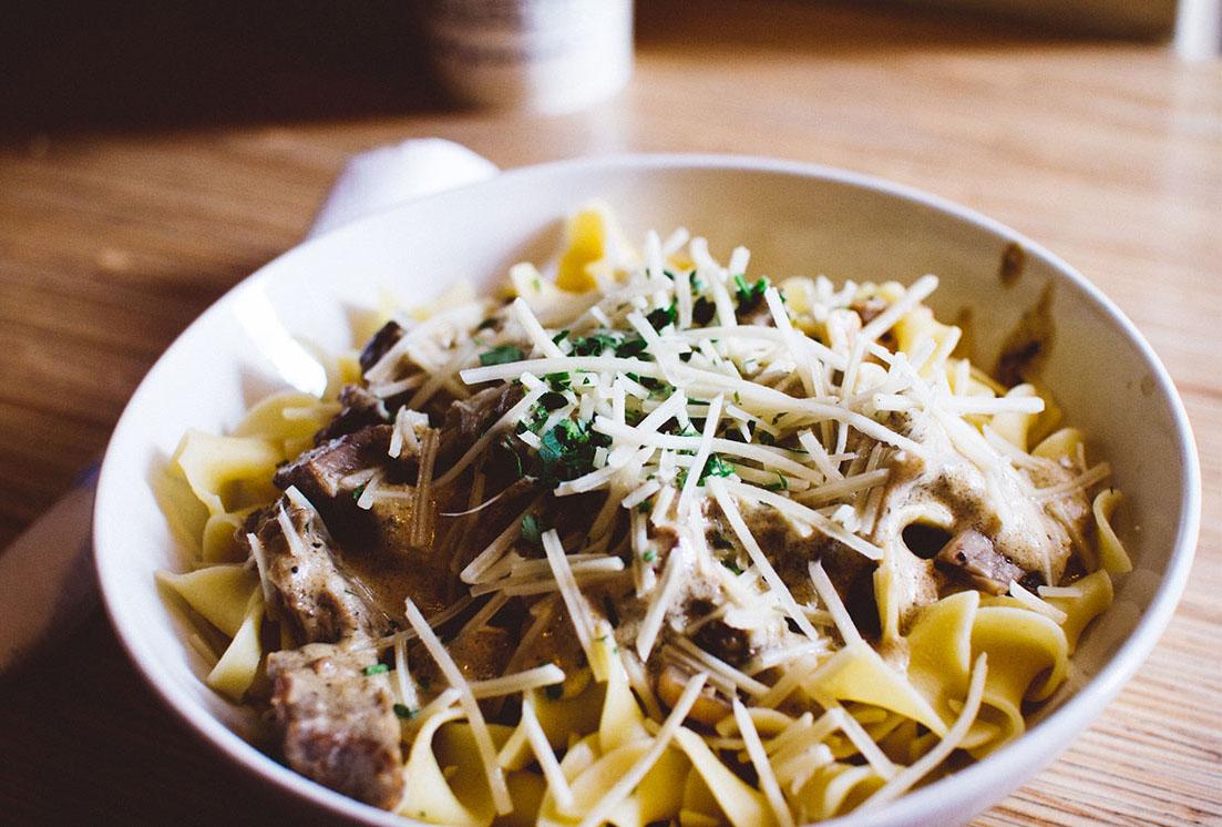 Duomo Italian Restaurant Paphos - Homemade pasta