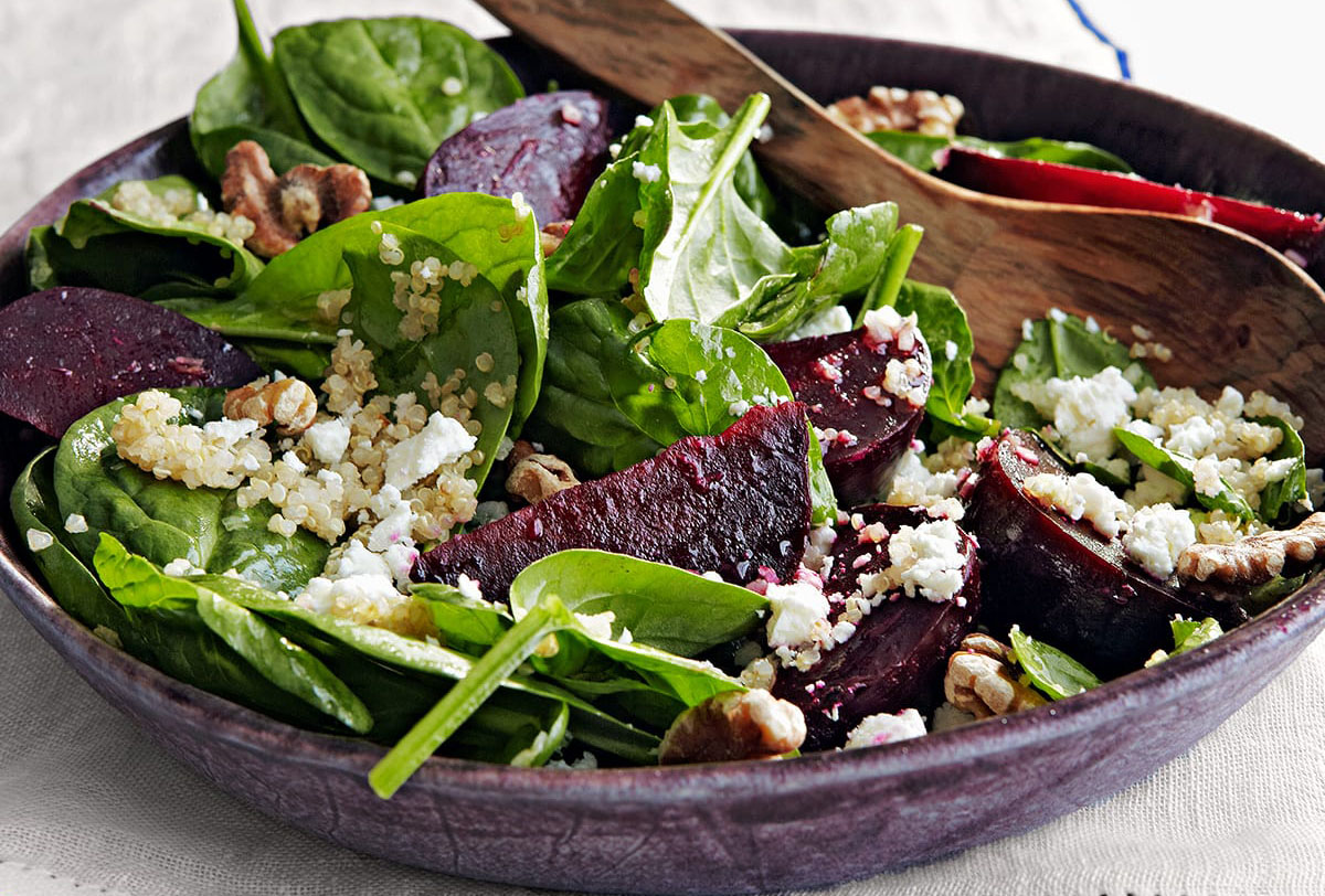 Duomo Italian Restaurant Paphos - Freshly Made Salads