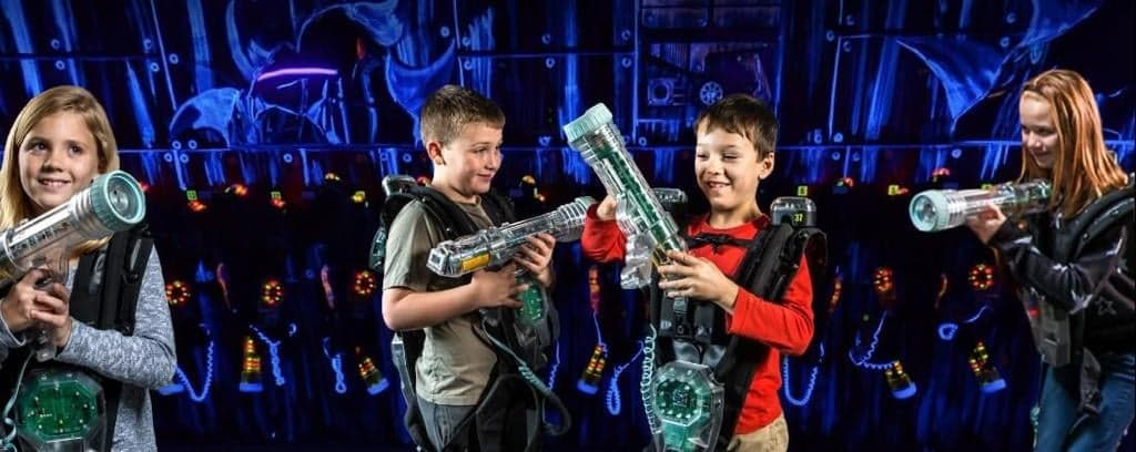 Laser Quest Coventy