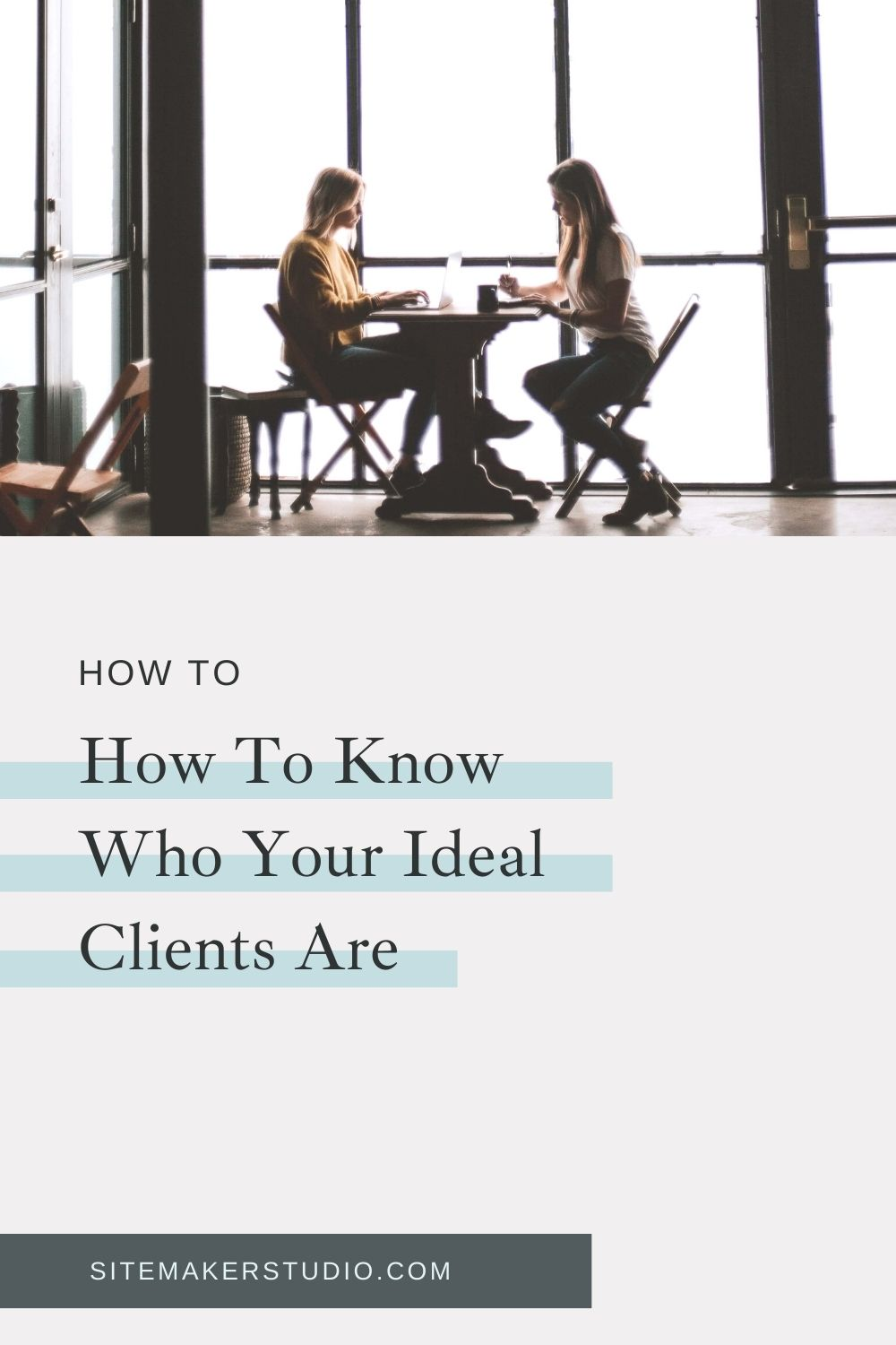 how to identify who your target audience and ideal clients are learn how to target your ideal client free training workshop opt in How do you know who your ideal clients are and how to figure out your target audience for your business