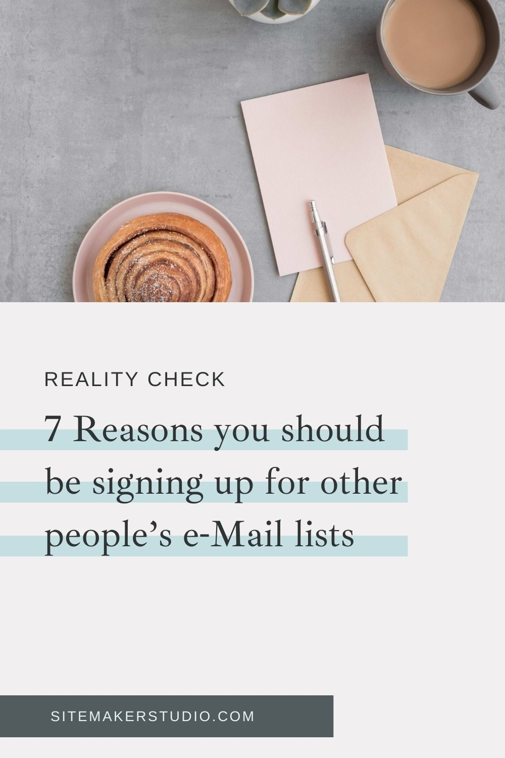 email inspiration for small businesses 