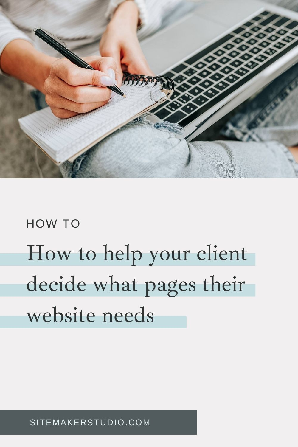  what pages to have on your website design