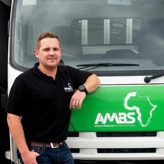 AMBS Staff Member