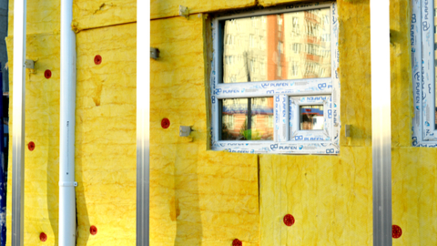 AMBS Units Provide Thermal Insulation