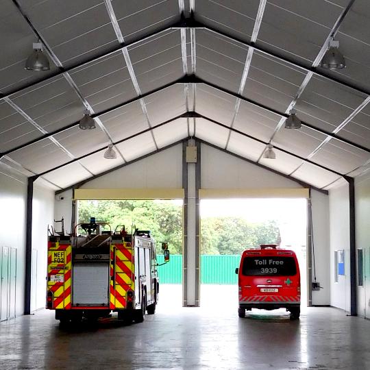AMBS Modular Vehicle Parking Unit