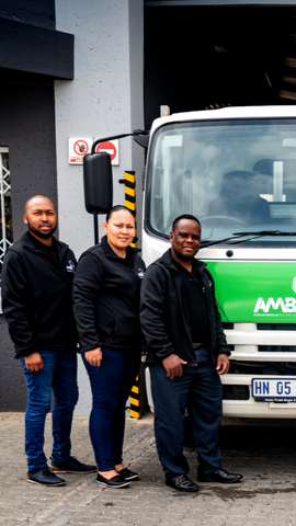 African Modular Building Solutions Staff Members