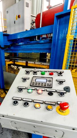 AMBS Control Panel