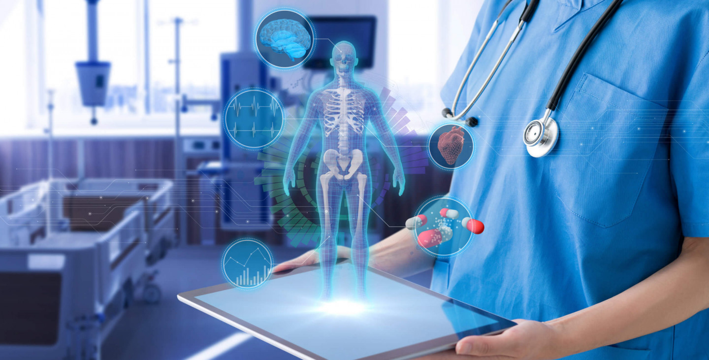 Digital Transformation in Healthcare in 2020