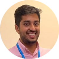 Tejus Patel, co-founder at RecoverMe