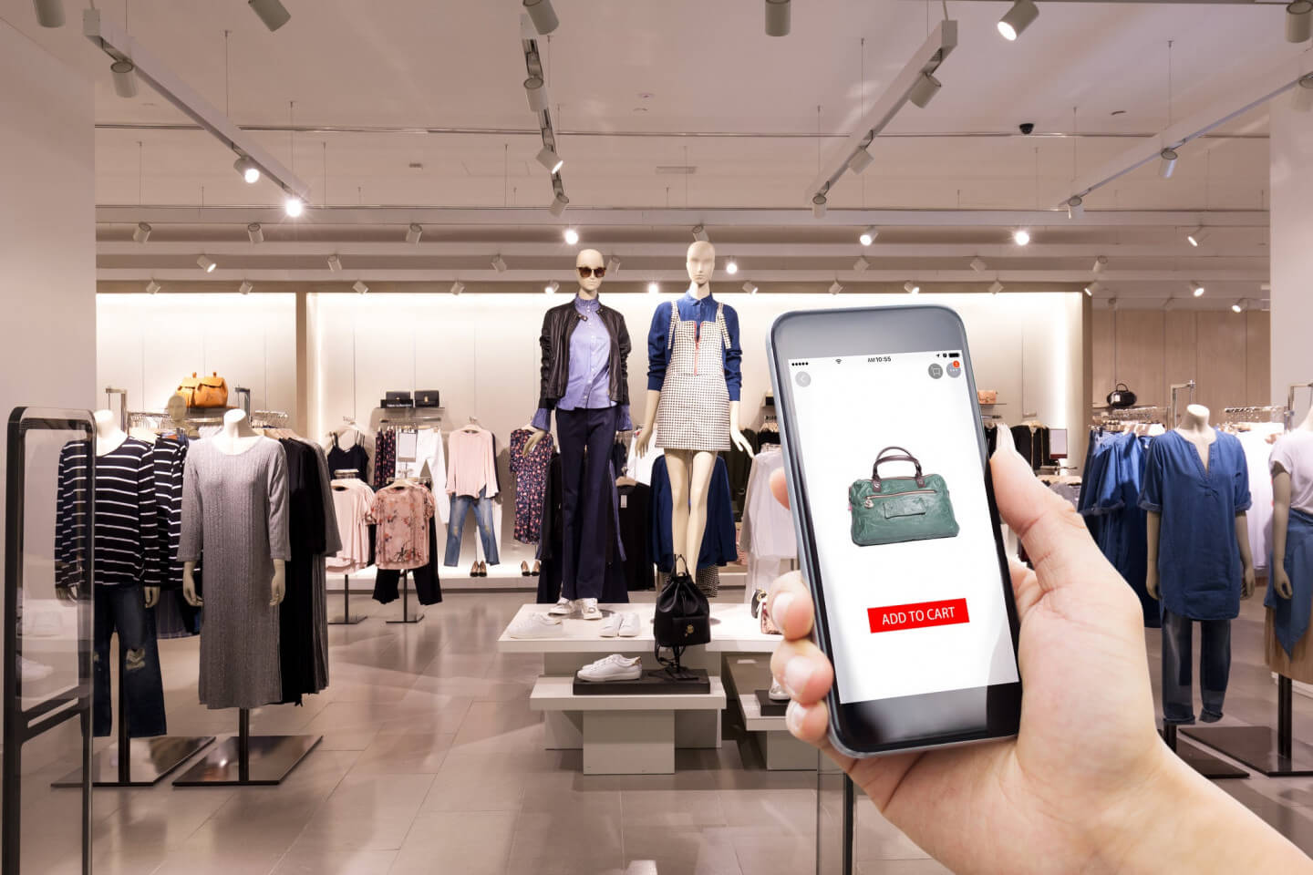 4 Good Reasons To Develop a Retail App For Your Business