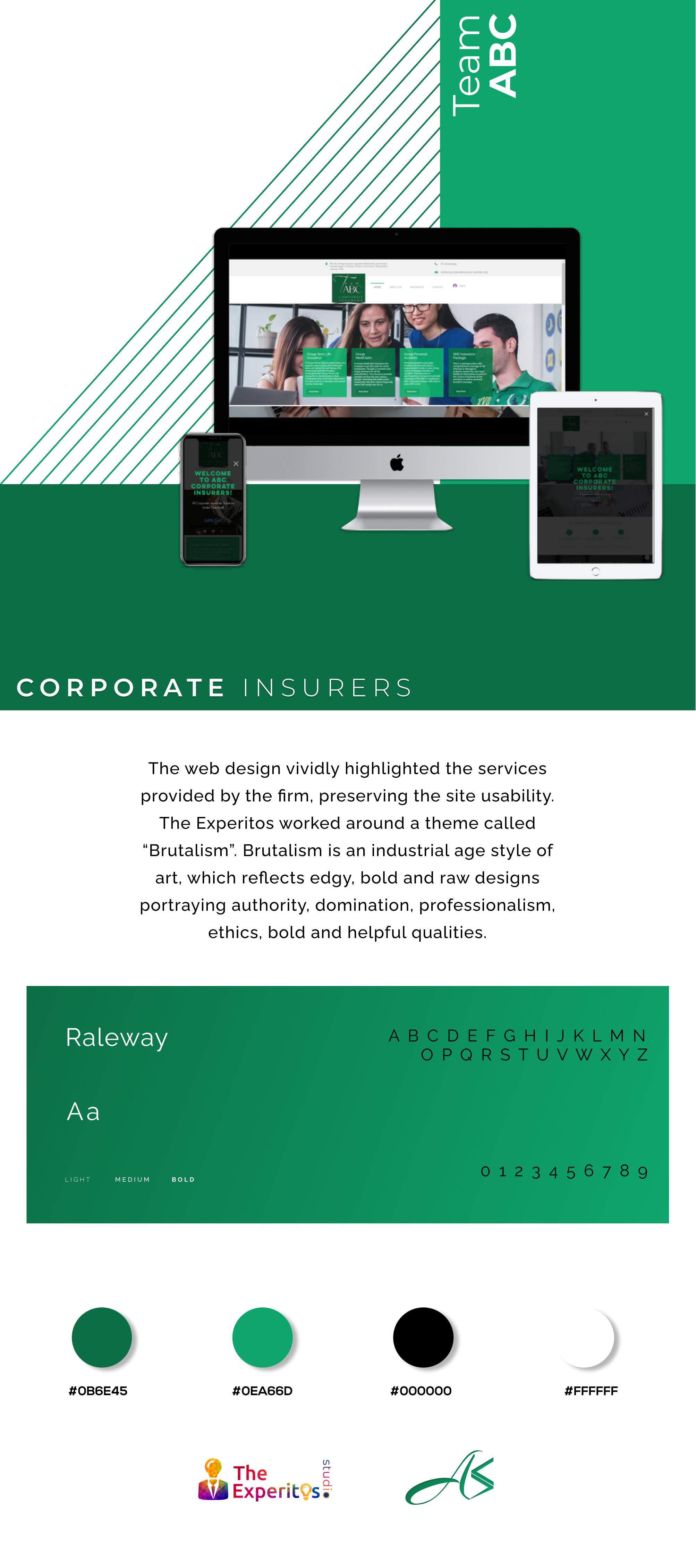 Team ABC Corporate insurers