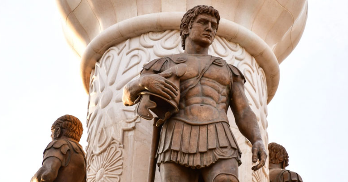 Alexander the Great – King, Warrior, Logistician
