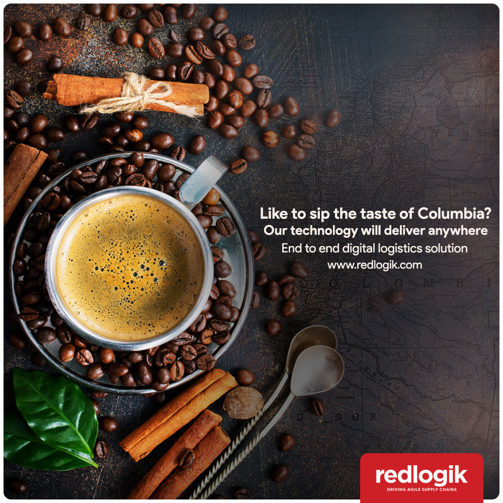 Logistics is a part of everyday life with Redlogik.