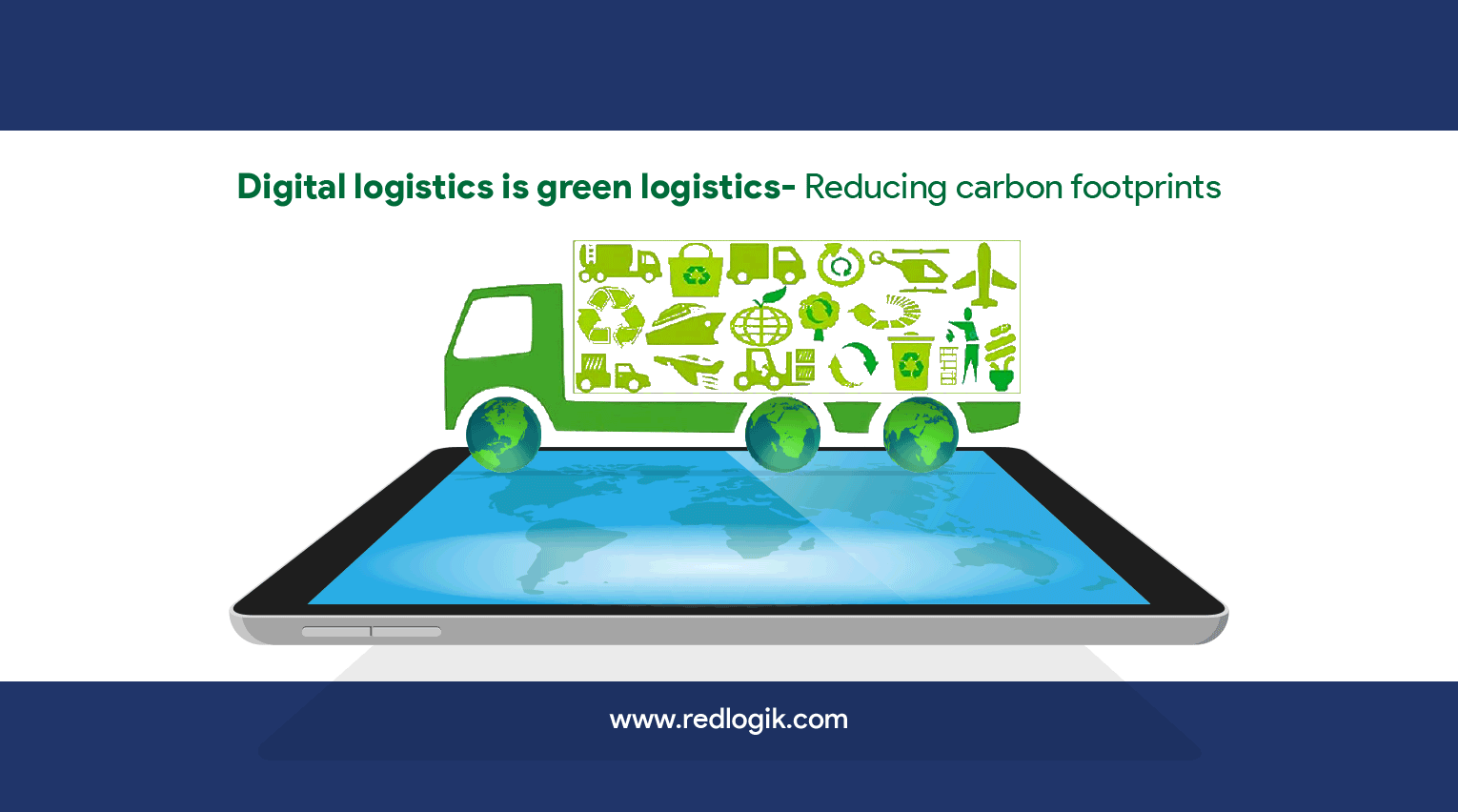 Smart logistics for a sustainable future
