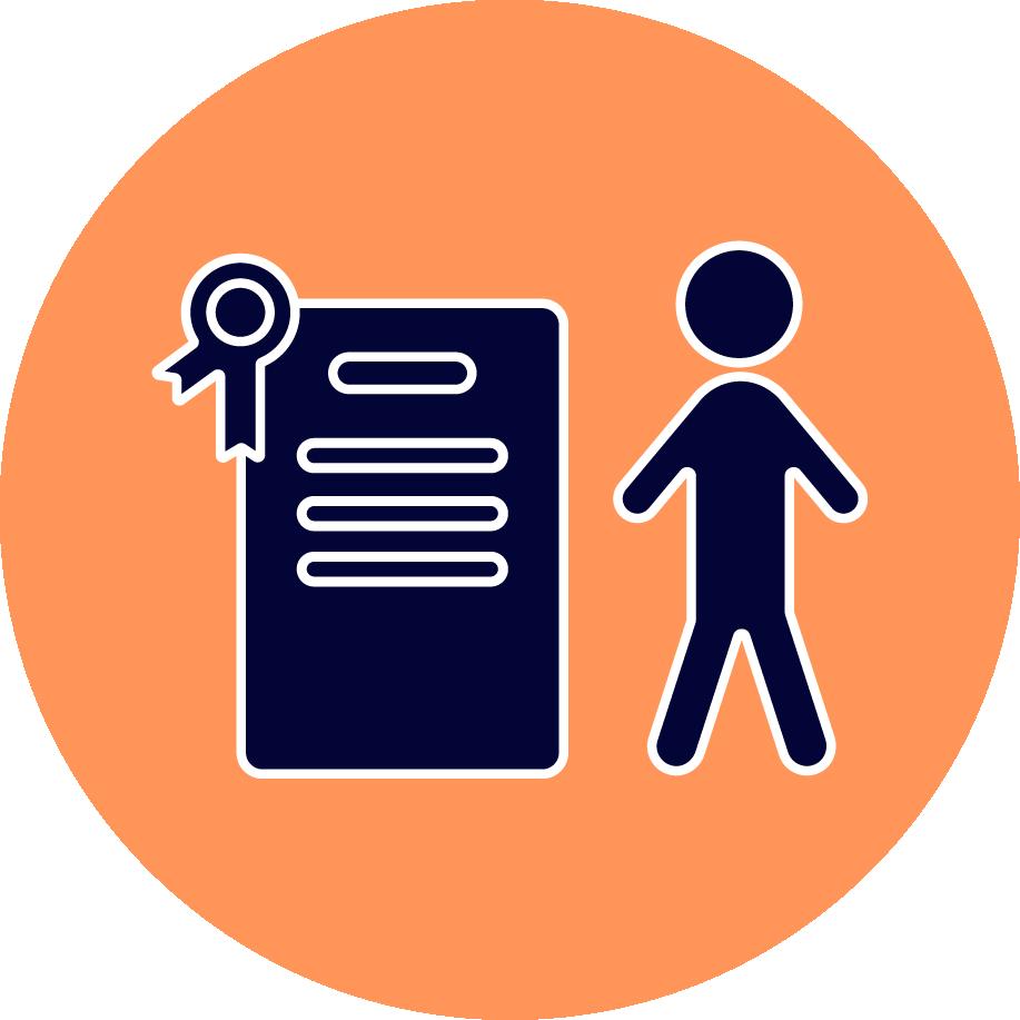 Volunteer with DBS certificate