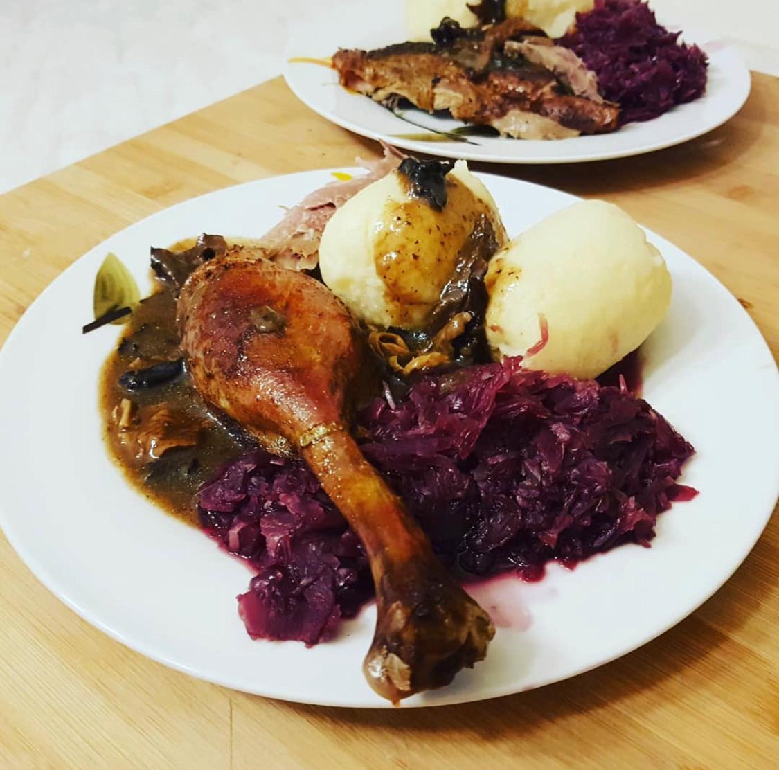 Stuben-Beutel GANS LECKER