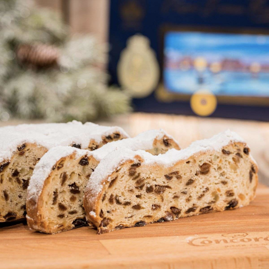 Original Dresdner Christstollen, 750g in Dose