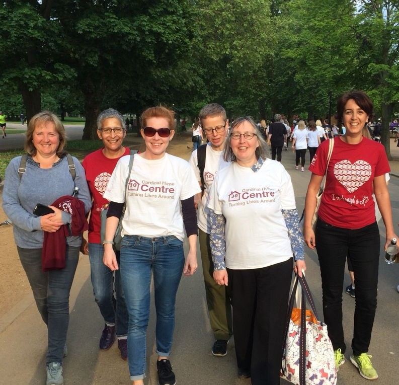 Sponsor our solicitor's super fundraising