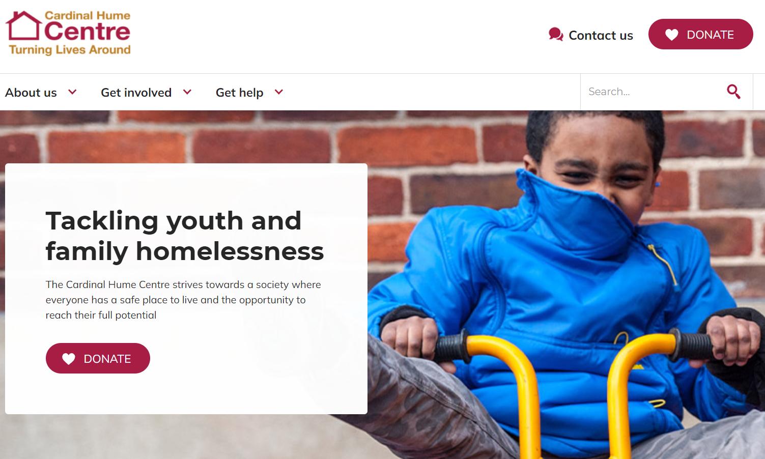 New website, puts clients at its heart