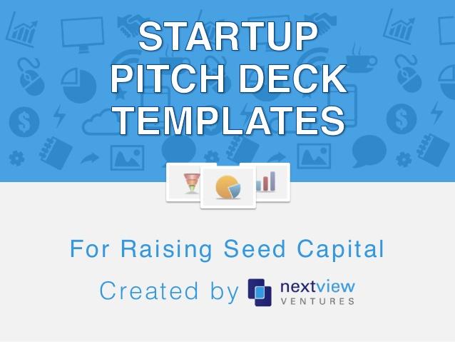 Startup Pitch Deck Templates