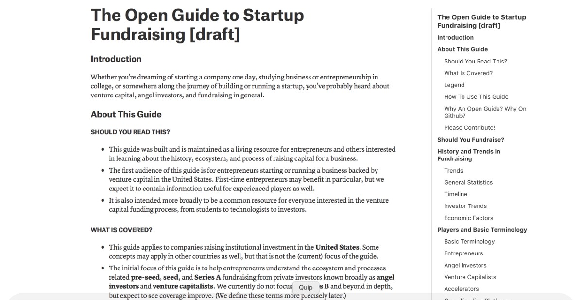 All the Public Startup Pitch Decks in One Place
