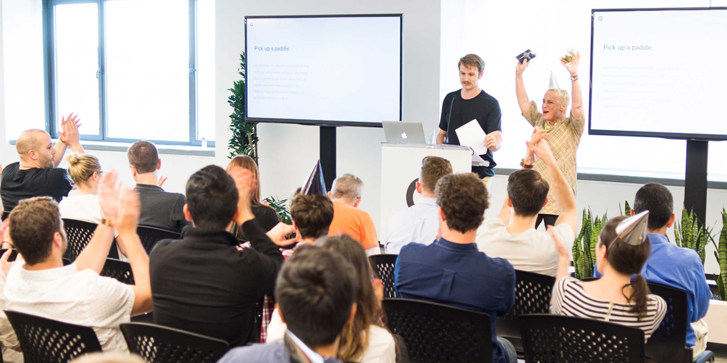 Founder's Guide to Running a Successful All-Hands
