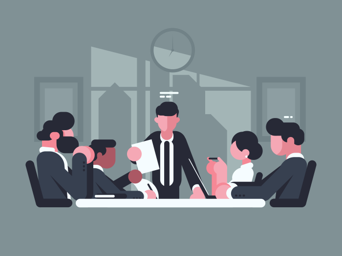 Executive & Team Meetings Template - from Kevin Fishner, CoS at HashiCorp