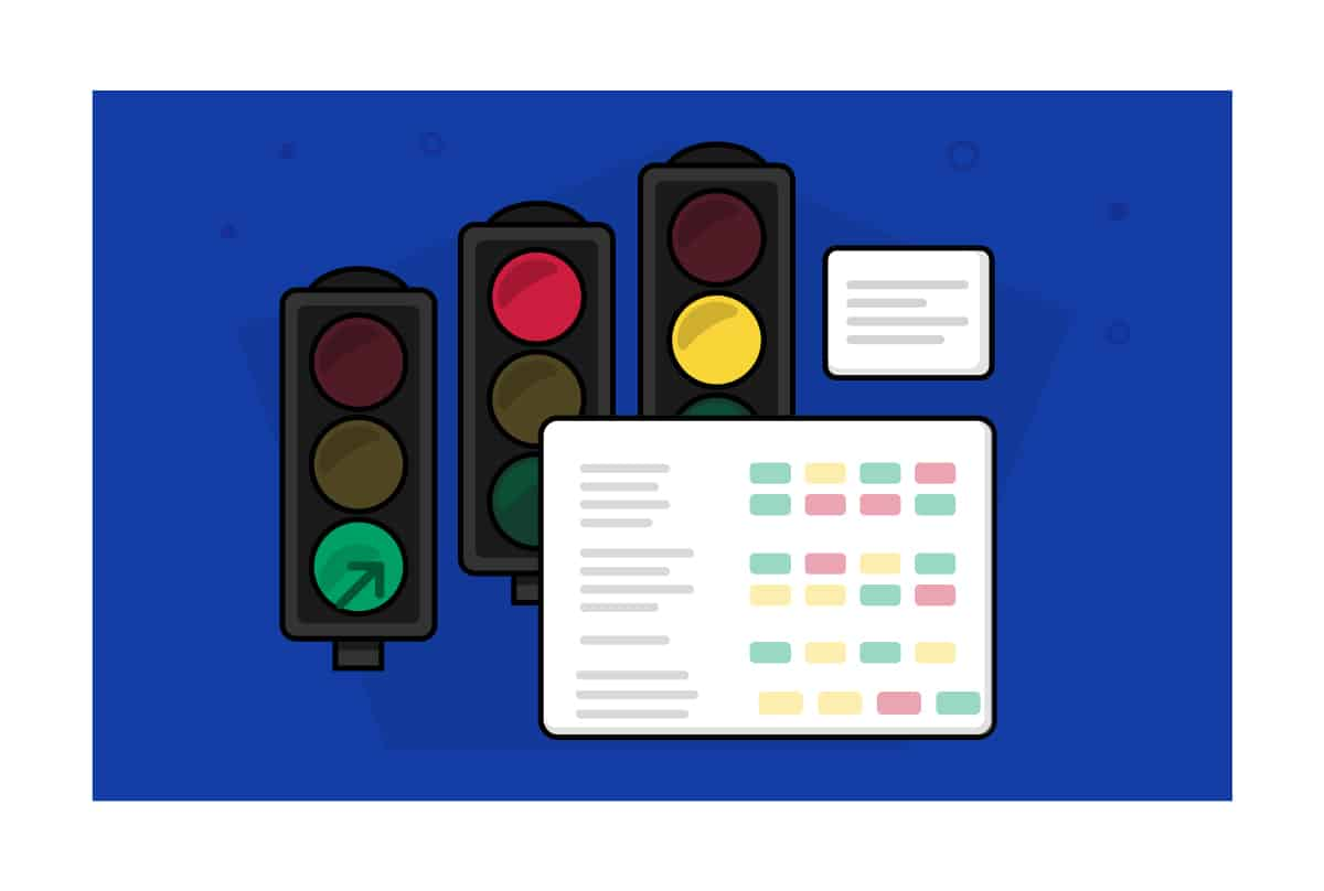 How Foundr Tripled Its Business Using the 'Traffic Light Reporting System'