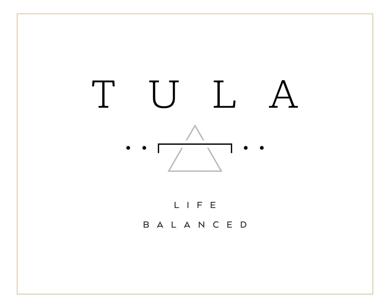TULA Balanced Logo card